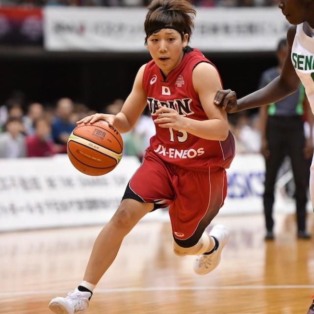 #13 町田 瑠唯選手